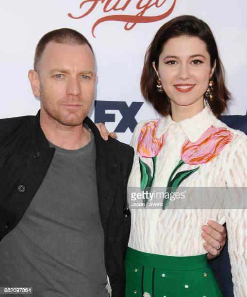 Actor Ewan McGregor and actress Mary Elizabeth Winstead attend the 'Fargo' For Your Consideration event at Saban Media Center on May 11 2017 in North...
