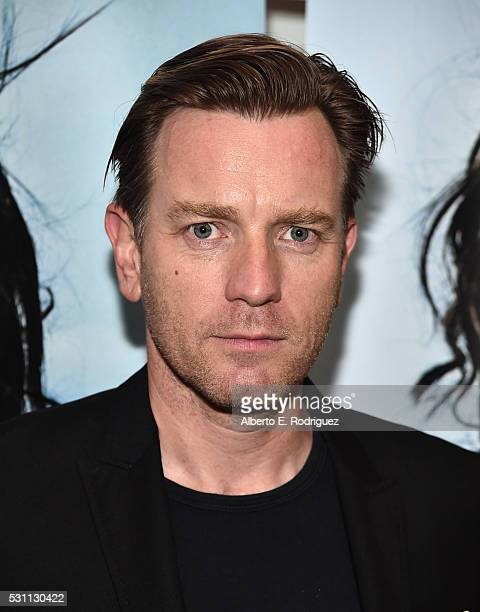 Actor Ewan McGregor attends a VIP screening of Broad Green Pictures' 'Last Days In The Desert' on May 12 2016 in Los Angeles California