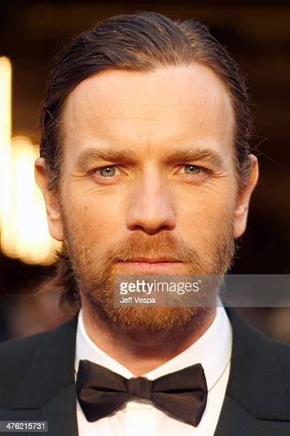 Actor Ewan McGregor attends the 86th Oscars held at Hollywood Highland Center on March 2 2014 in Hollywood California