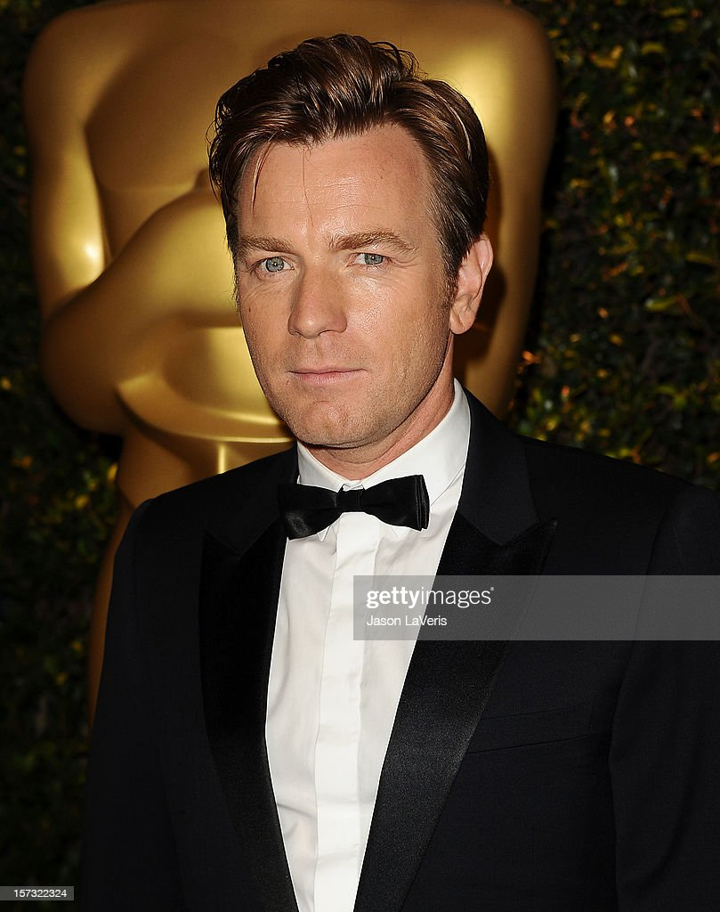 Actor Ewan McGregor attends the Academy of Motion Pictures Arts and Sciences' 4th annual Governors Awards at The Ray Dolby Ballroom at Hollywood & Highland Center on December 1, 2012 in Hollywood, California.