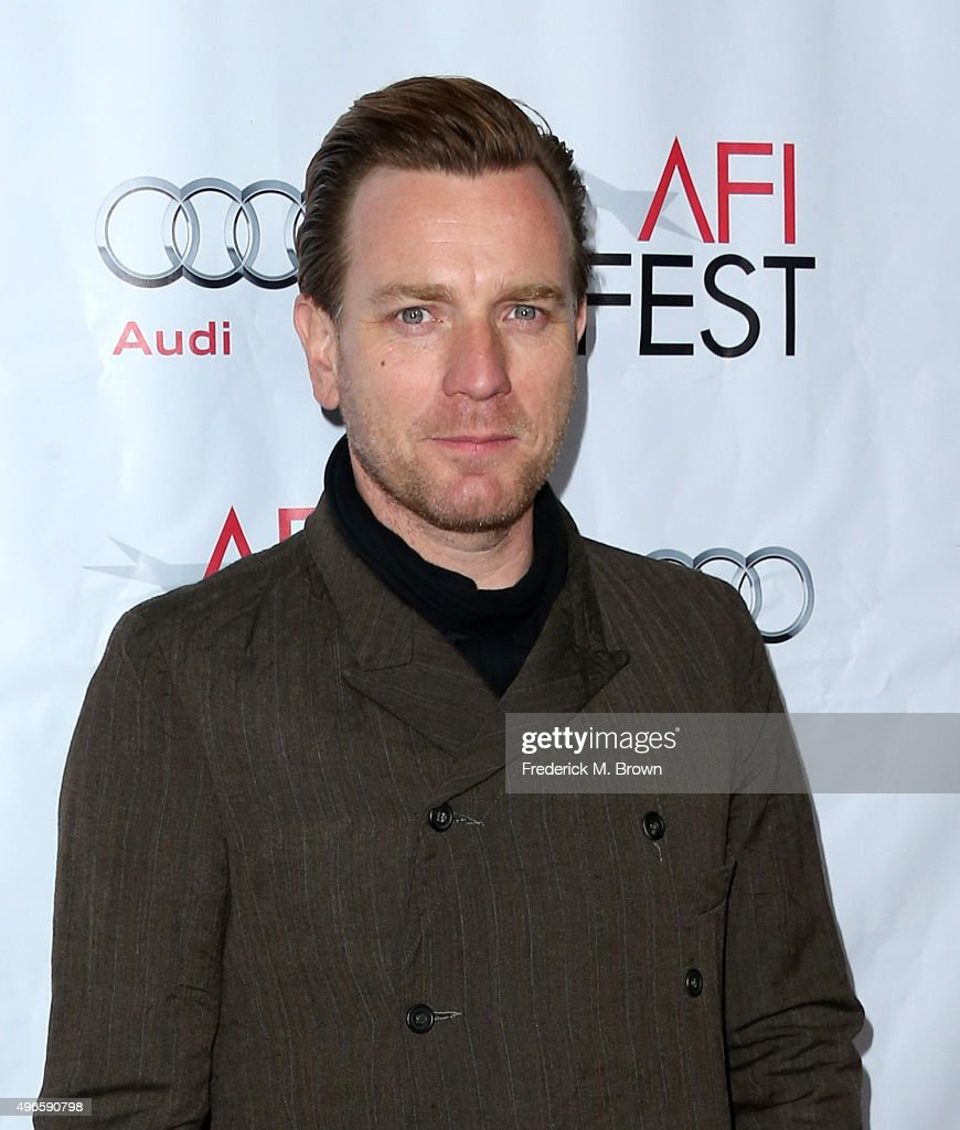 Actor <a gi-track='captionPersonalityLinkClicked' href=/galleries/search?phrase=Ewan+McGregor&family=editorial&specificpeople=202863 ng-click='$event.stopPropagation()'>Ewan McGregor</a> attends the screening of Broad Green Picture's 'Last Days in the Desert' during AFI FEST 2015 presented by Audi at TCL Chinese 6 Theatres on November 10, 2015 in Hollywood, California.