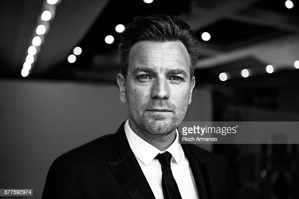 Actor Ewan McGregor is photographed for Studio Cine Live on May 21 2012 in Cannes France