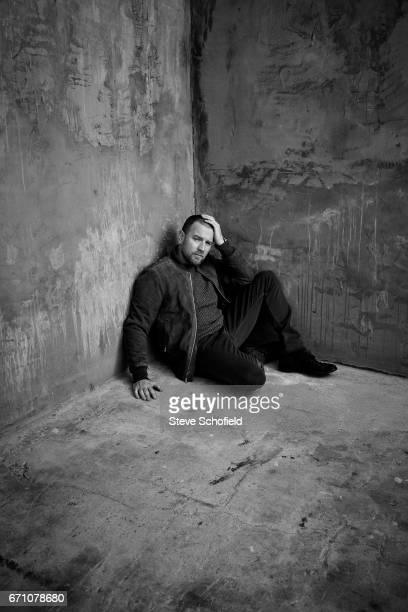 Actor Ewan McGregor is photographed for the Guardian on November 30 2016 in Los Angeles California