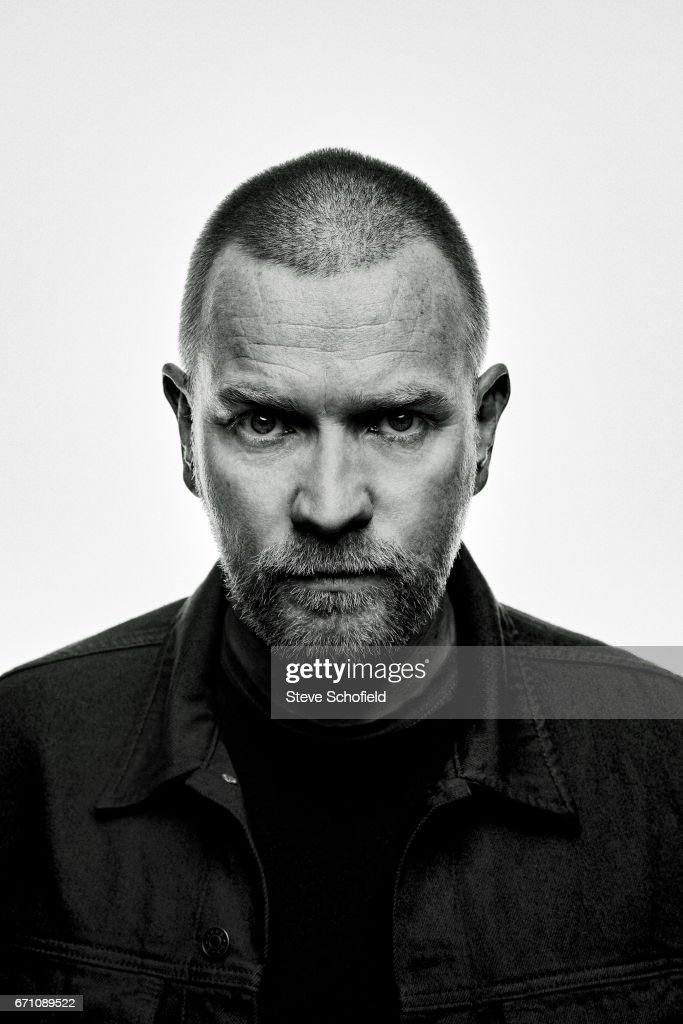 Actor Ewan McGregor is photographed for the Guardian on November 30, 2016 in Los Angeles, California.