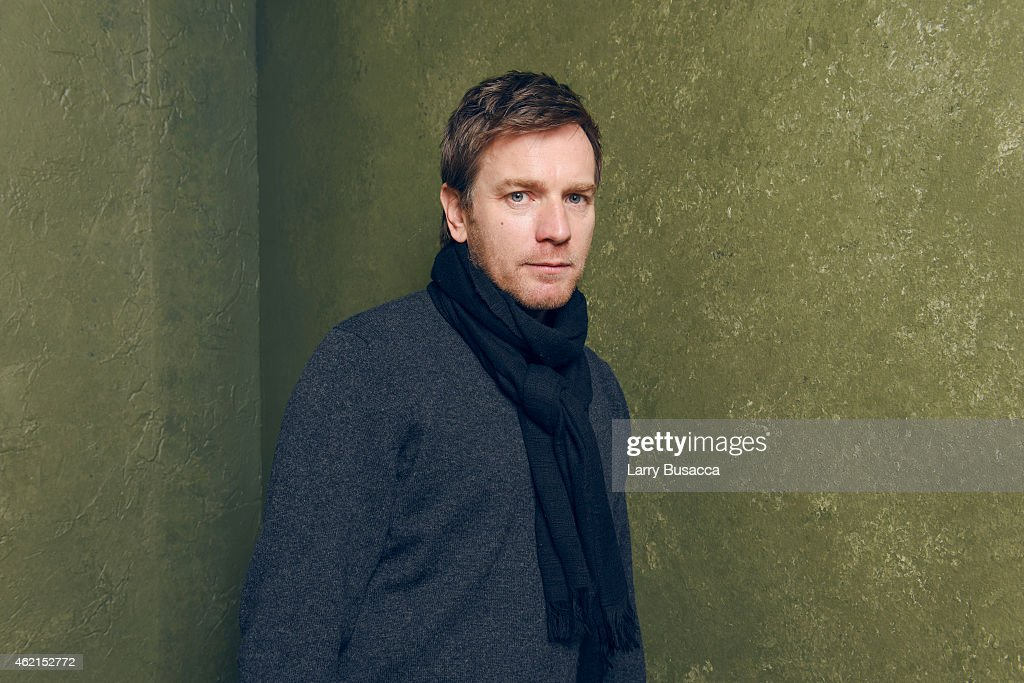Actor <a gi-track='captionPersonalityLinkClicked' href=/galleries/search?phrase=Ewan+McGregor&family=editorial&specificpeople=202863 ng-click='$event.stopPropagation()'>Ewan McGregor</a> of 'Last Days in the Desert' poses for a portrait at the Village at the Lift Presented by McDonald's McCafe during the 2015 Sundance Film Festival on January 25, 2015 in Park City, Utah.