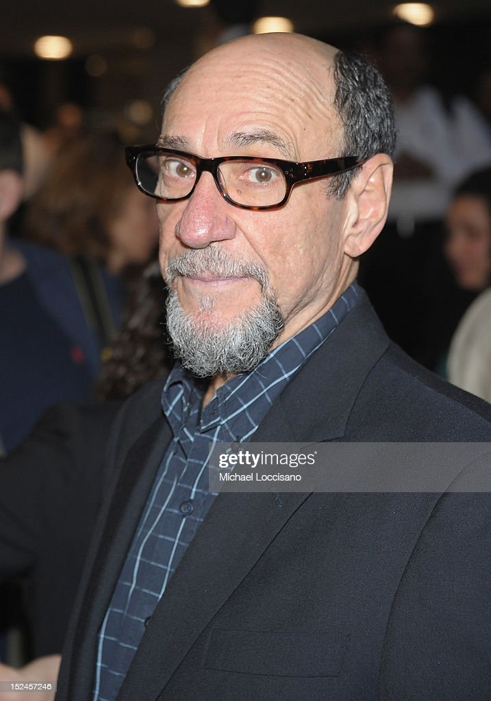 Actor <a gi-track='captionPersonalityLinkClicked' href=/galleries/search?phrase=F.+Murray+Abraham&family=editorial&specificpeople=221681 ng-click='$event.stopPropagation()'>F. Murray Abraham</a> attends the 'If There Is I Haven't Found It' Broadway opening night at Laura Pels Theatre on September 20, 2012 in New York City.