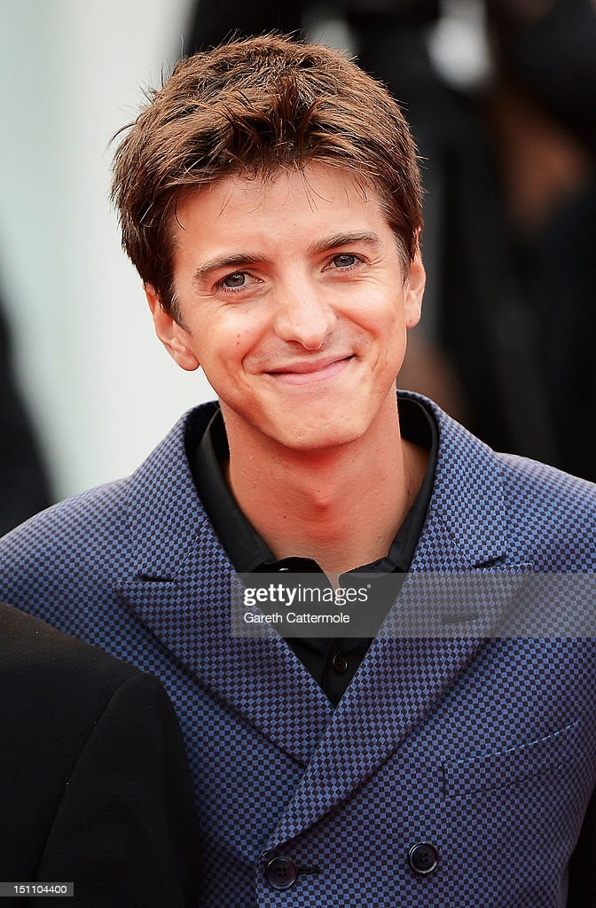 Actor Fabrizio Falco attends the 'E Stato Il Figlio' Premiere during The 69th Venice Film Festival at the Palazzo del Cinema on September 1, 2012 in Venice, Italy.