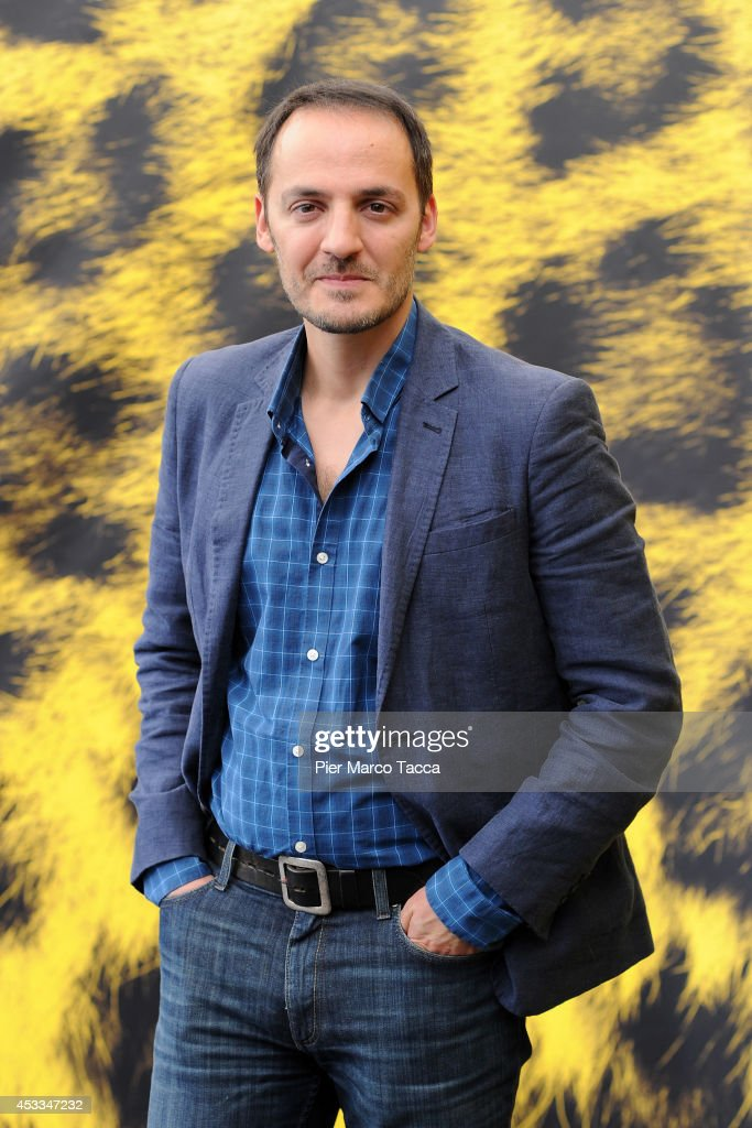 Actor <a gi-track='captionPersonalityLinkClicked' href=/galleries/search?phrase=Fabrizio+Rongione&family=editorial&specificpeople=5349599 ng-click='$event.stopPropagation()'>Fabrizio Rongione</a> attends the 'La Sapienza' Photocall during the 67th Locarno Film Festival on August 8, 2014 in Locarno, Switzerland.
