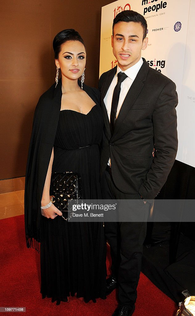 Actor Fady Elsayed arrives at the London Critics Circle Film Awards at the May Fair Hotel on January 20, 2013 in London, England.