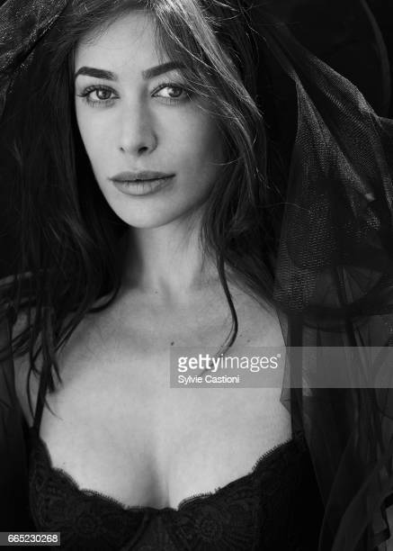 Actor Fanny Valette is photographed on May 4 2016 in Paris France