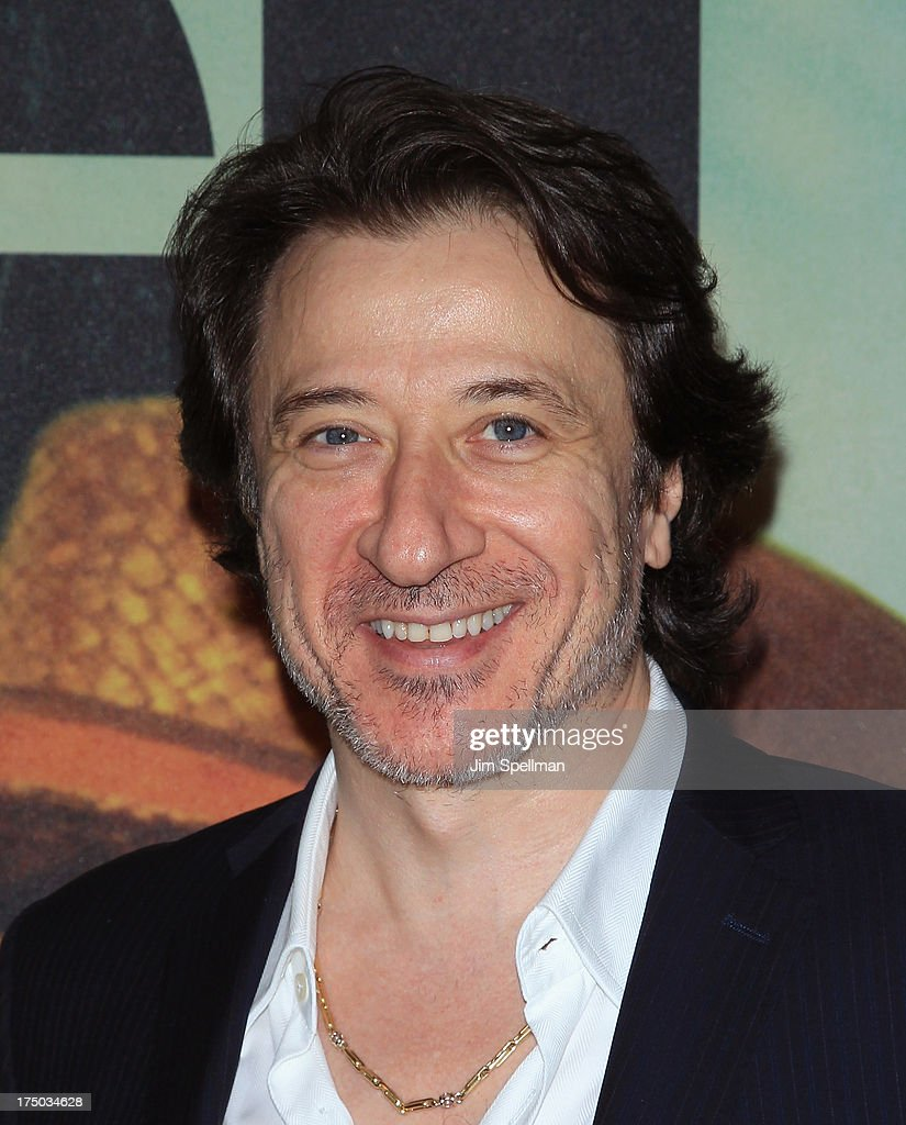 Actor Federico Castelluccio attends the '2 Guns' New York Premiere at SVA Theater on July 29, 2013 in New York City.