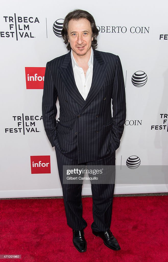 Actor Federico Castelluccio attends the closing night screening of 'Goodfellas' during the 2015 Tribeca Film Festival at Beacon Theatre on April 25, 2015 in New York City.