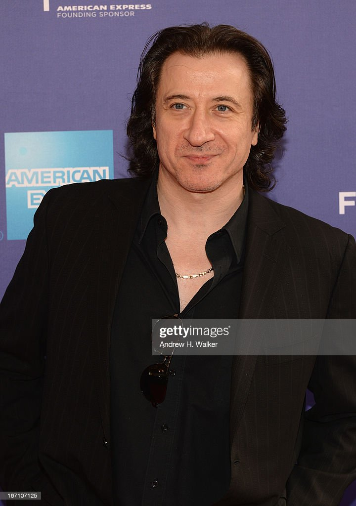 Actor <a gi-track='captionPersonalityLinkClicked' href=/galleries/search?phrase=Federico+Castelluccio&family=editorial&specificpeople=227946 ng-click='$event.stopPropagation()'>Federico Castelluccio</a> attends the 'I Got Somethin' To Tell You' World Premiere during the 2013 Tribeca Film Festival on April 20, 2013 in New York City.