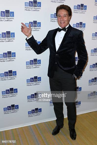 Actor Fernando Allende attends the 20th Annual National Hispanic Media Coalition Impact Awards Gala at Regent Beverly Wilshire Hotel on February 24...