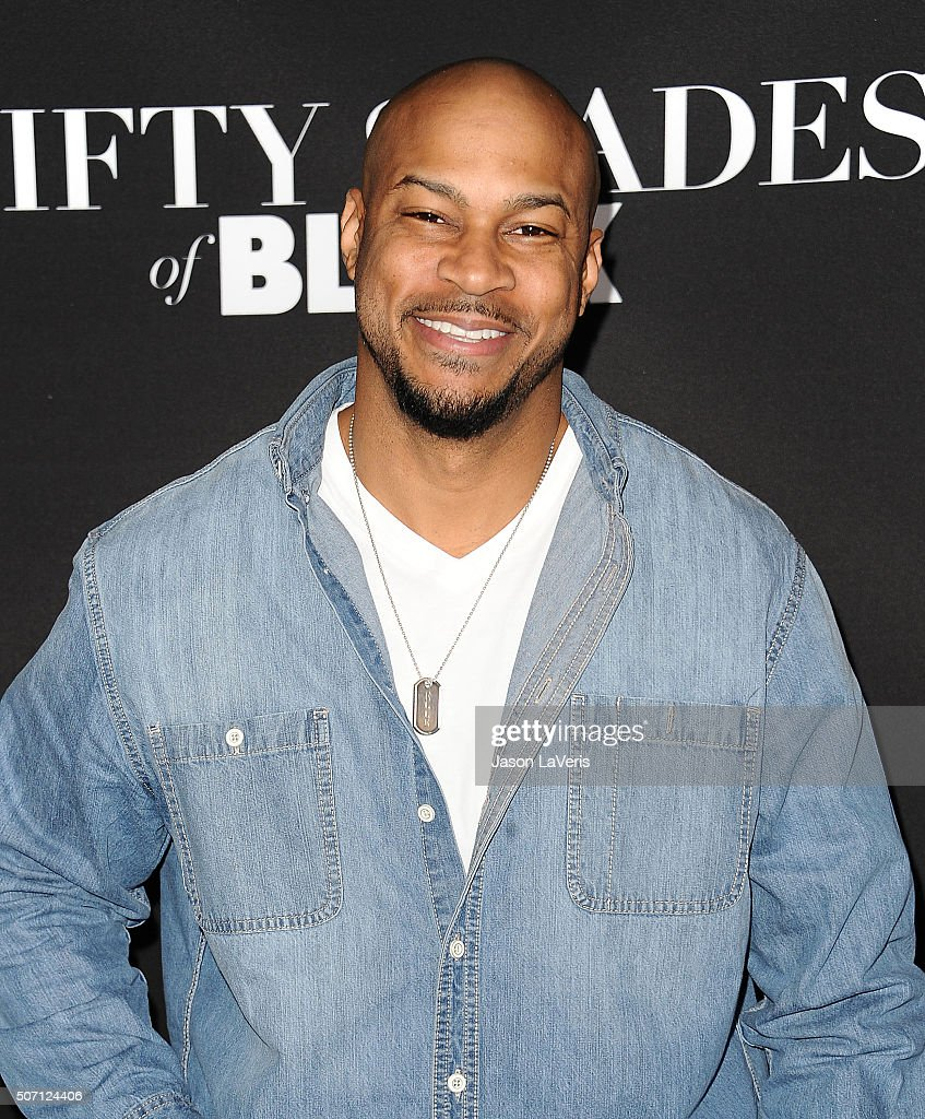 """Premiere Of Open Roads Films' """"Fifty Shades Of Black ..."""