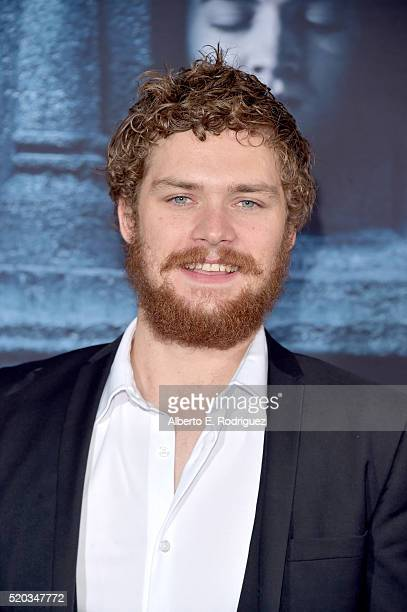 Actor Finn Jones attends the premiere of HBO's 'Game Of Thrones' Season 6 at TCL Chinese Theatre on April 10 2016 in Hollywood California