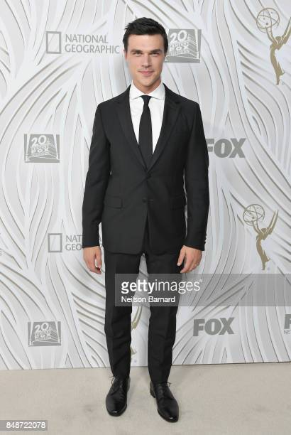 Actor Finn Wittrock attends FOX Broadcasting Company Twentieth Century Fox Television FX And National Geographic 69th Primetime Emmy Awards After...