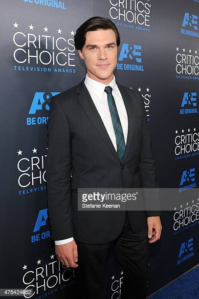 Actor Finn Wittrock attends the 5th Annual Critics' Choice Television Awards at The Beverly Hilton Hotel on May 31 2015 in Beverly Hills California