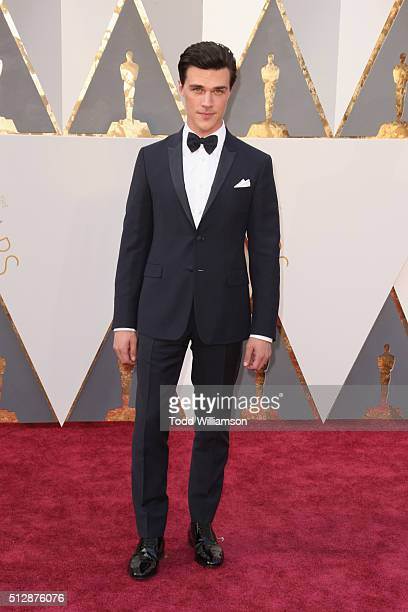 Actor Finn Wittrock attends the 88th Annual Academy Awards at Hollywood Highland Center on February 28 2016 in Hollywood California