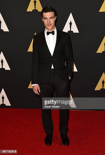 Actor Finn Wittrock attends the Academy of Motion Picture Arts and Sciences' 7th annual Governors Awards at The Ray Dolby Ballroom at Hollywood...
