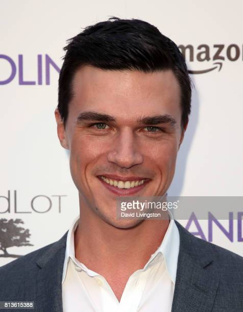 Actor Finn Wittrock attends the premiere of Amazon Studios' 'Landline' at ArcLight Hollywood on July 12 2017 in Hollywood California