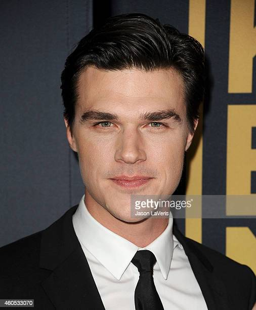 Actor Finn Wittrock attends the premiere of 'Unbroken' at TCL Chinese Theatre IMAX on December 15 2014 in Hollywood California