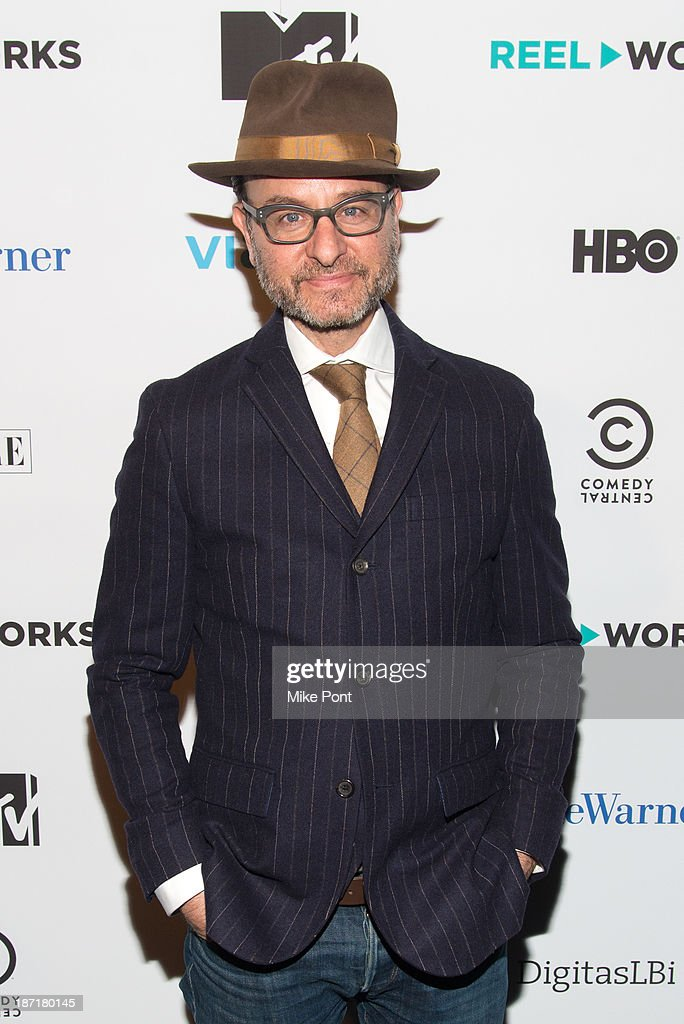 Actor Fisher Stevens attends the REEL WORKS 2013 benefit gala at The Edison Ballroom on November 6, 2013 in New York City.