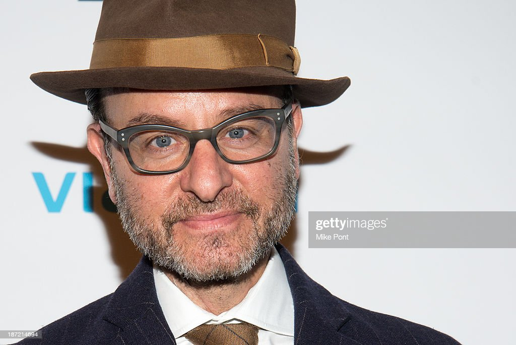 Actor <a gi-track='captionPersonalityLinkClicked' href=/galleries/search?phrase=Fisher+Stevens&family=editorial&specificpeople=206958 ng-click='$event.stopPropagation()'>Fisher Stevens</a> attends the REEL WORKS 2013 benefit gala at The Edison Ballroom on November 6, 2013 in New York City.