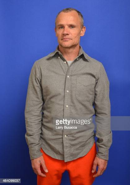 Actor Flea poses for a portrait during the 2014 Sundance Film Festival at the Getty Images Portrait Studio at the Village At The Lift Presented By...