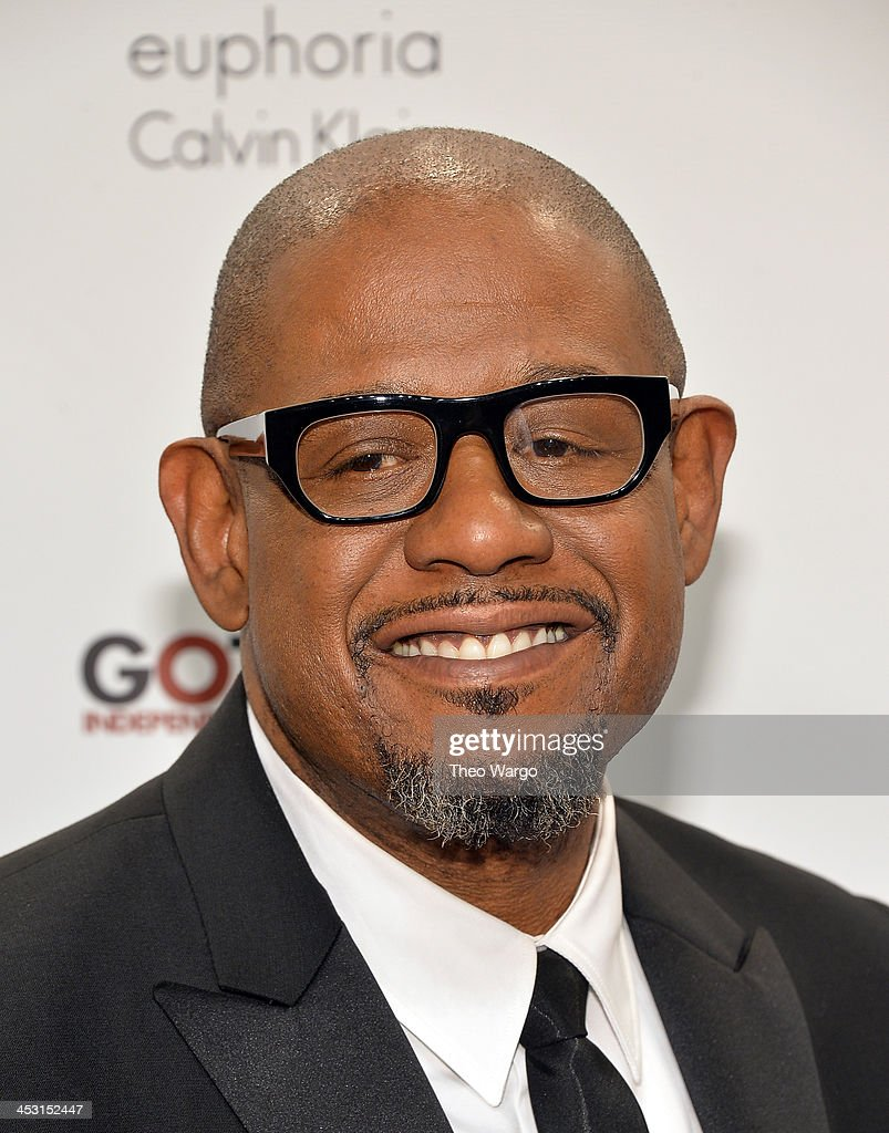 Actor <a gi-track='captionPersonalityLinkClicked' href=/galleries/search?phrase=Forest+Whitaker&family=editorial&specificpeople=226590 ng-click='$event.stopPropagation()'>Forest Whitaker</a> attends IFP's 23nd Annual Gotham Independent Film Awards at Cipriani Wall Street on December 2, 2013 in New York City.