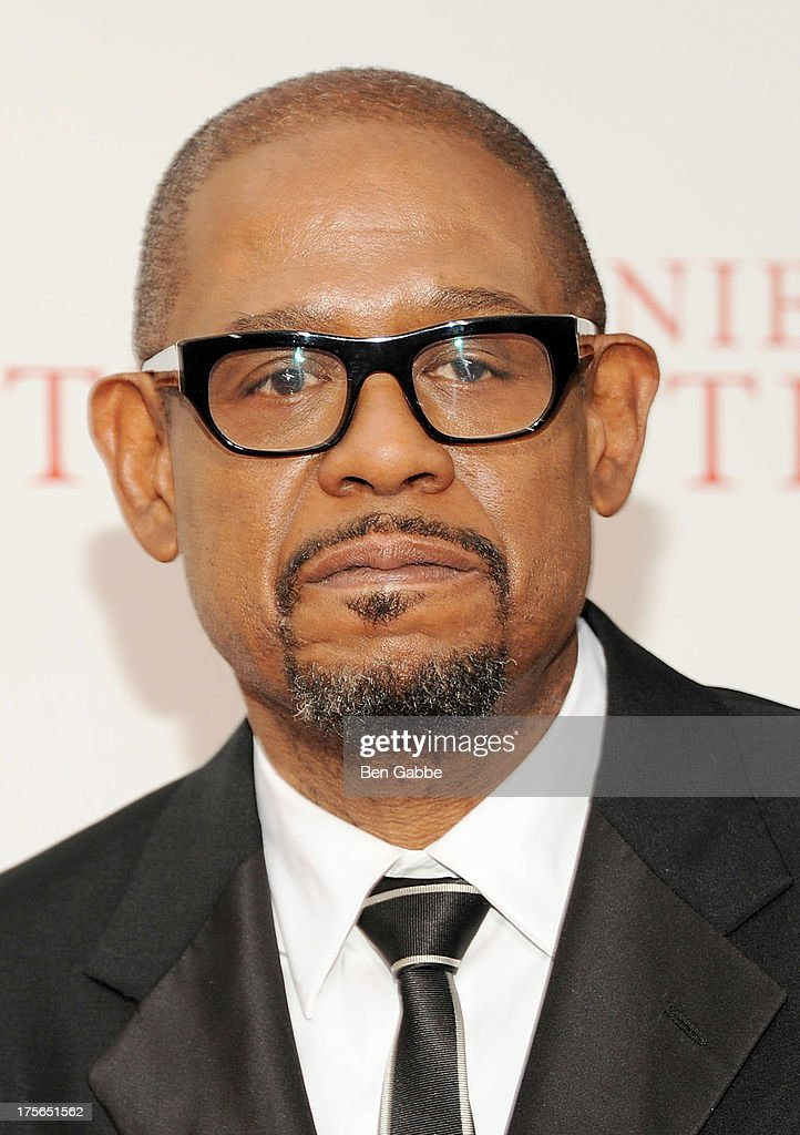 Actor Forest Whitaker attends Lee Daniels' 'The Butler' New York Premiere at Ziegfeld Theater on August 5, 2013 in New York City.