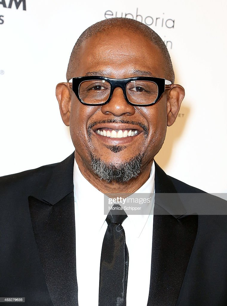 Actor <a gi-track='captionPersonalityLinkClicked' href=/galleries/search?phrase=Forest+Whitaker&family=editorial&specificpeople=226590 ng-click='$event.stopPropagation()'>Forest Whitaker</a> attends the 23rd annual Gotham Independent Film Awards at Cipriani Wall Street on December 2, 2013 in New York City.