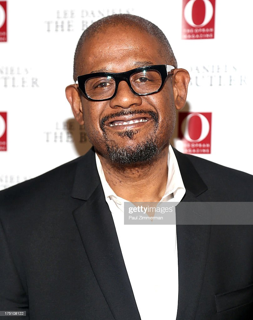 Actor <a gi-track='captionPersonalityLinkClicked' href=/galleries/search?phrase=Forest+Whitaker&family=editorial&specificpeople=226590 ng-click='$event.stopPropagation()'>Forest Whitaker</a> attends the Lee Daniels' 'The Butler' Special Screening at Hearst Tower on July 31, 2013 in New York City.