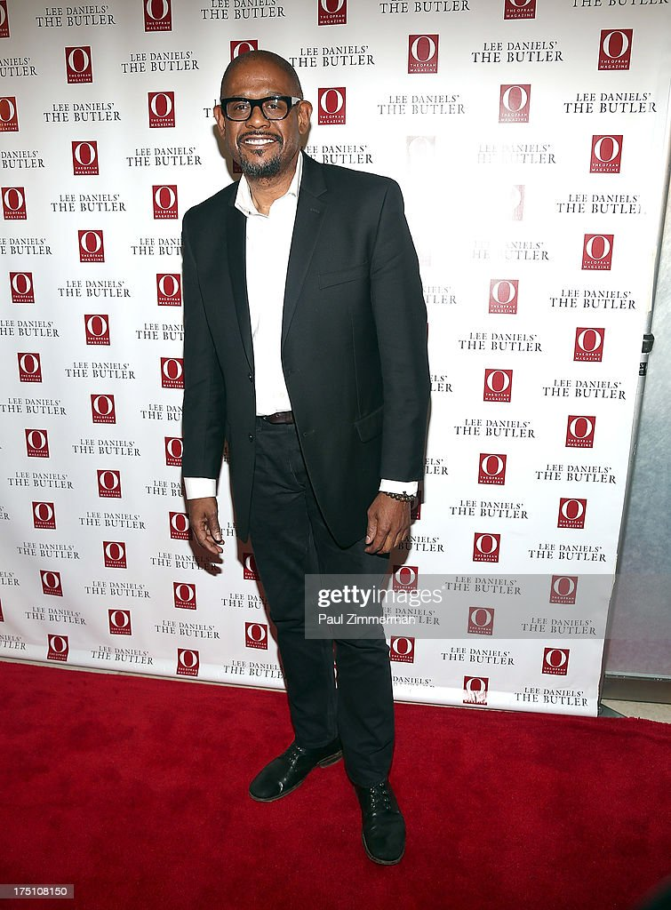 Actor Forest Whitaker attends the Lee Daniels' 'The Butler' Special Screening at Hearst Tower on July 31, 2013 in New York City.