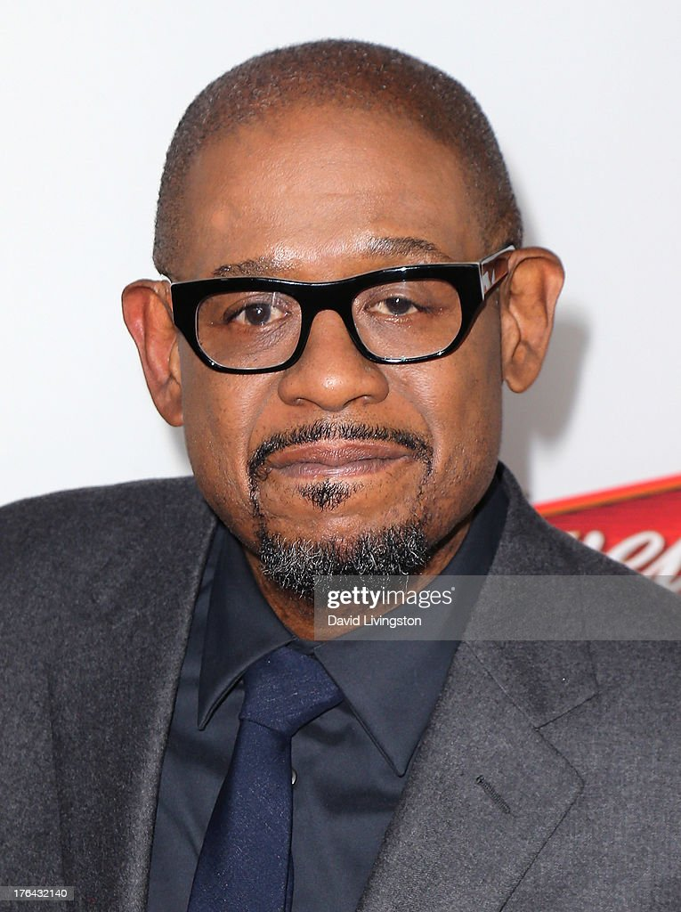 Actor <a gi-track='captionPersonalityLinkClicked' href=/galleries/search?phrase=Forest+Whitaker&family=editorial&specificpeople=226590 ng-click='$event.stopPropagation()'>Forest Whitaker</a> attends the premiere of the Weinstein Company's 'Lee Daniels' The Butler' at Regal Cinemas L.A. Live on August 12, 2013 in Los Angeles, California.