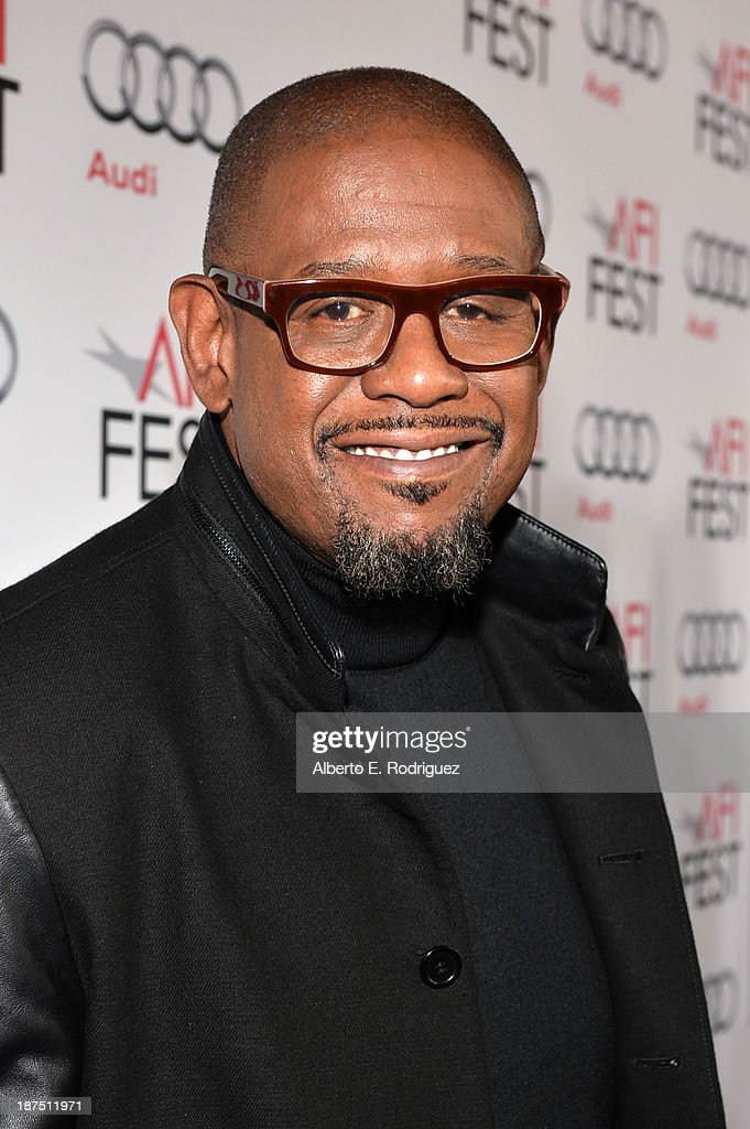 Actor <a gi-track='captionPersonalityLinkClicked' href=/galleries/search?phrase=Forest+Whitaker&family=editorial&specificpeople=226590 ng-click='$event.stopPropagation()'>Forest Whitaker</a> attends the screening of 'Out of the Furnace' during AFI FEST 2013 presented by Audi at TCL Chinese Theatre on November 9, 2013 in Hollywood, California.