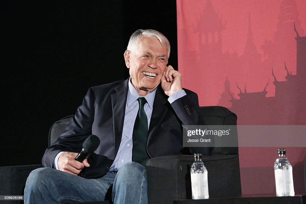 Actor/ former NFL player Joe Kapp speaks onstage during 'The Longest Yard' screening during day 4 of the TCM Classic Film Festival 2016 on May 1, 2016 in Los Angeles, California. 25826_009