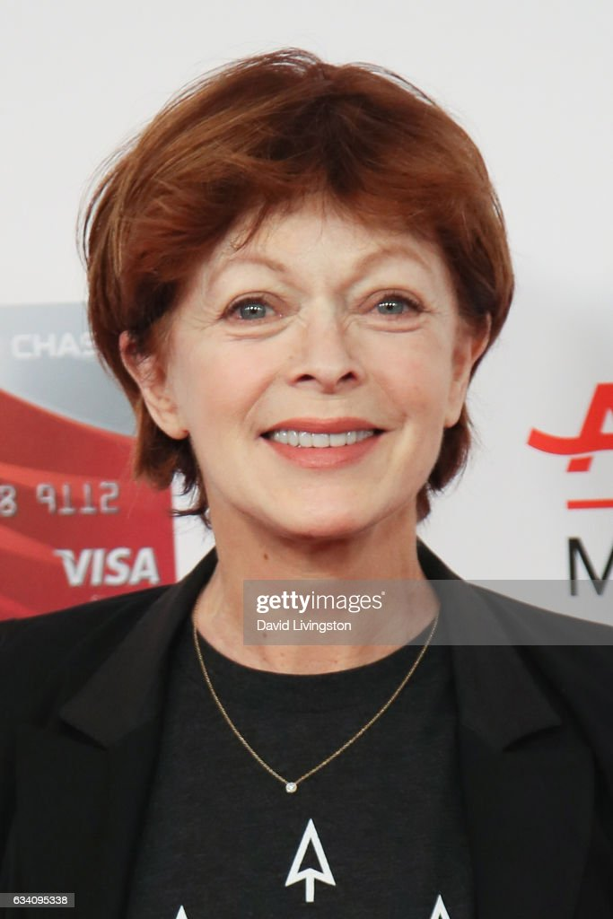 Actor Frances Fisher attends the AARP's 16th Annual Movies for Grownups Awards at the Beverly Wilshire Four Seasons Hotel on February 6, 2017 in Beverly Hills, California.