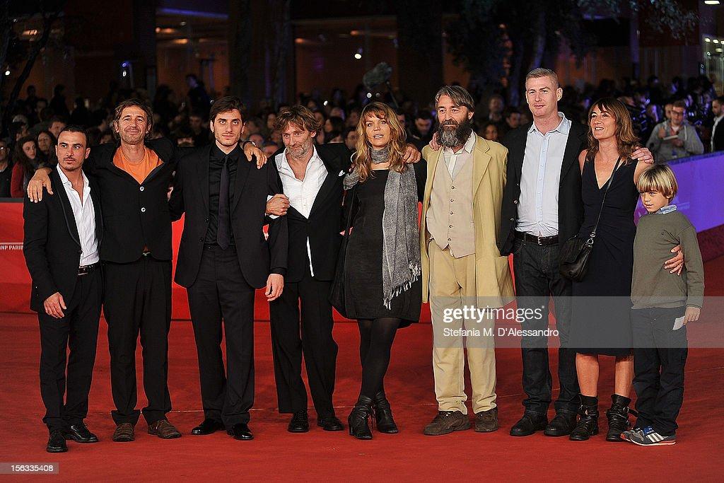'Waves' Premiere - The 7th Rome Film Festival