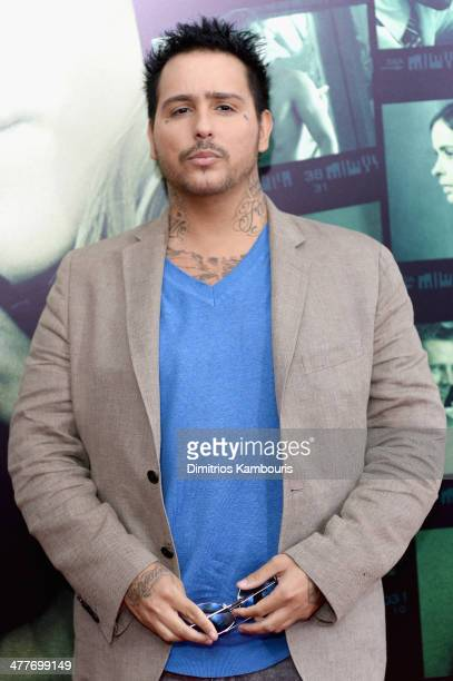 Actor Francis Capra attends the 'Veronica Mars' screening at AMC Loews Lincoln Square on March 10 2014 in New York City