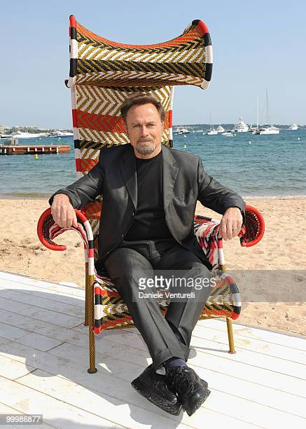 Actor Franco Nero attends the Ischia Global Film Festival Party hosted by Paul Haggis held at the Pavillion Italia during the 63rd Annual...