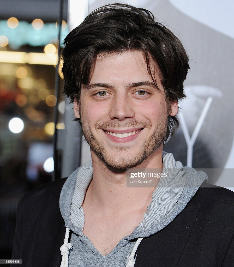 Actor Francois Arnaud arrives at the Los Angeles Premiere 'This Means War' at Grauman's Chinese Theatre on February 8, 2012 in Hollywood, California.