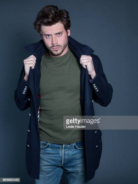 Actor Francois Arnaud is photographed for MM Magazine on March 16 2017 in New York City