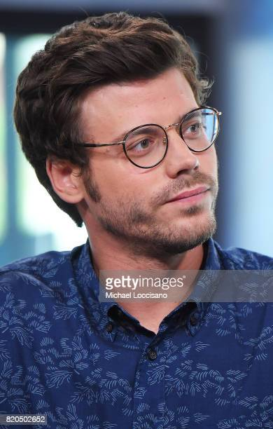 Actor Francois Arnaud visits the Build Series to discuss the new TV series 'Midnight Texas' at Build Studio on July 17 2017 in New York City