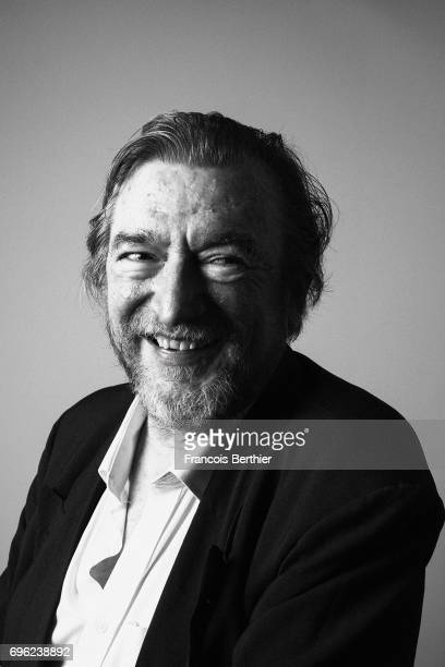 Actor Francois Chattot is photographed on May 24 2017 in Cannes France
