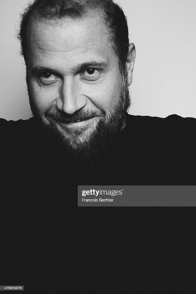 Actor Francois Damiens is photographed on May 18, 2015 in Cannes, France.