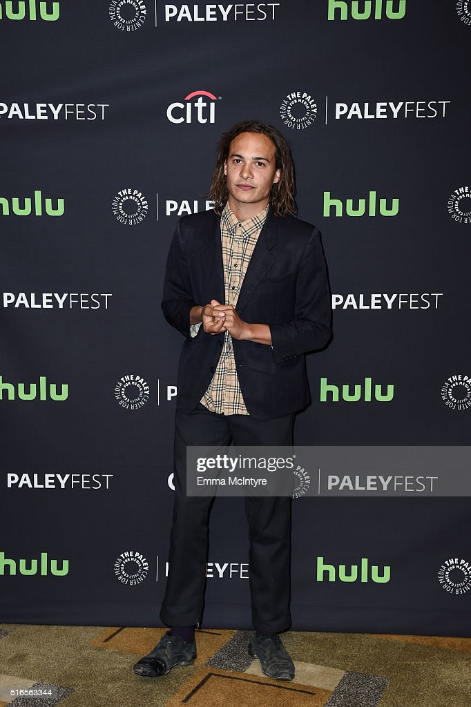 """The Paley Center For Media's 33rd Annual PaleyFest Los Angeles - """"Fear The Walking Dead"""" - Arrivals"""