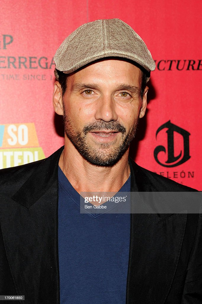 Actor <a gi-track='captionPersonalityLinkClicked' href=/galleries/search?phrase=Frank+Grillo&family=editorial&specificpeople=1752839 ng-click='$event.stopPropagation()'>Frank Grillo</a> attends a screening of Sony Pictures Classics' 'I'm So Excited' hosted by Girard-Perregaux and The Cinema Society with DeLeon at Sunshine Landmark on June 6, 2013 in New York City.