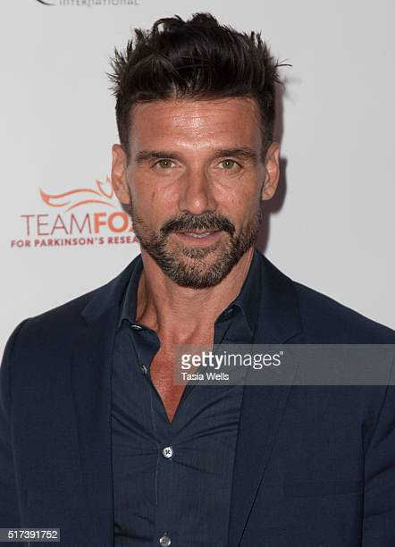 Actor Frank Grillo attends Smash Global III at the Taglyan Complex on March 24 2016 in Los Angeles California