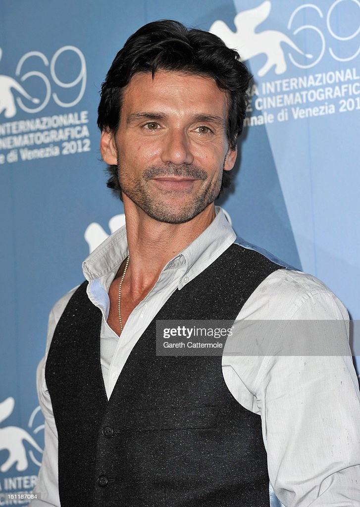 Actor Frank Grillo attends the 'Disconnect' Photocall during the 69th Venice Film Festival at the Palazzo del Casino on September 3 2012 in Venice...